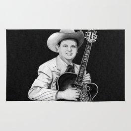 Merle Travis III Rug