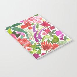 Tropical Flora Notebook