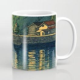 Morning in Miho - Kasui Hawase Coffee Mug