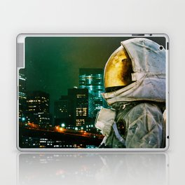 Between The Moon And The City Laptop & iPad Skin