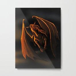 Tempest Metal Print