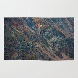 oxidized slope Rug