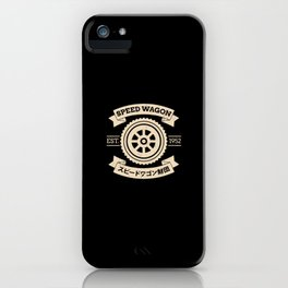 SPW - Speed Wagon Foundation iPhone Case