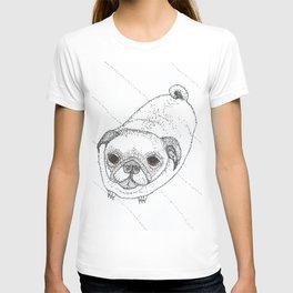 Slug Pug T-shirt