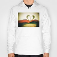 read Hoodies featuring Read by Lawson Images
