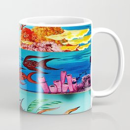Beautiful Sea Life Coffee Mug