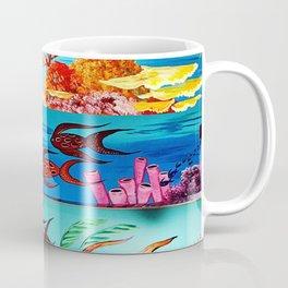Beautiful Sea Life Coffee Mug