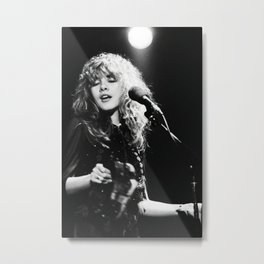 Stevie Nicks Music Poster Canvas Wall Art Home Decor, No Frame Art Print Metal Print