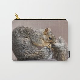 Shy squirrel Carry-All Pouch