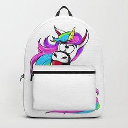 Kinky Unicorn Backpack