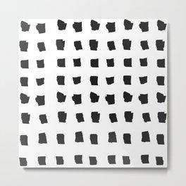 Coit Pattern 69 Metal Print