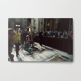 Vatican I Metal Print