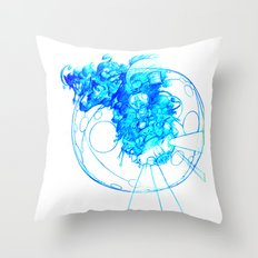 World Of Escape Throw Pillow
