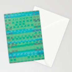 Summertime Green Stationery Cards
