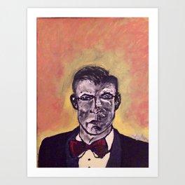 Your Man Art Print
