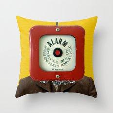 RahmenStudium 2 Throw Pillow