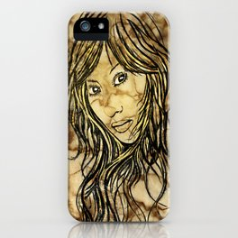 Coffee Dreams  iPhone Case
