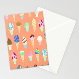 Stardust Sorbet Stationery Cards