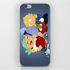 Cinderella iPhone & iPod Skin