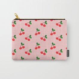 Cherry Bon Bon Carry-All Pouch