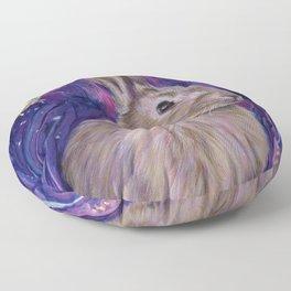 Rabbit Spirit Floor Pillow