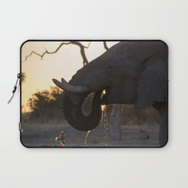 Taking a Drink Laptop Sleeve
