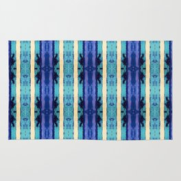 Pattern 59 - Old paint stripes Rug