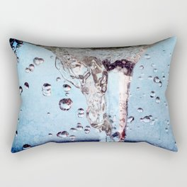 Water Gimmick Rectangular Pillow