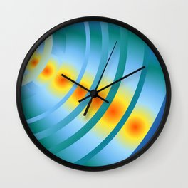 sunbeam Wall Clock