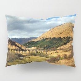 Glenfinnan Viaduct Pillow Sham
