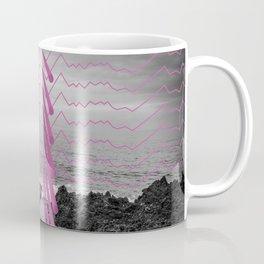 Surreal Beachscape Coffee Mug