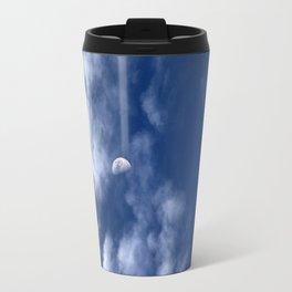 Waxing Gibbous Travel Mug