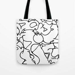 Sequences Two Tote Bag