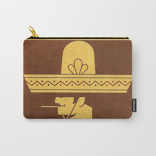 Mexicano - Vintage Cigarette Carry-All Pouch