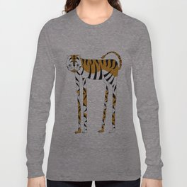Long legs Tiger Long Sleeve T-shirt