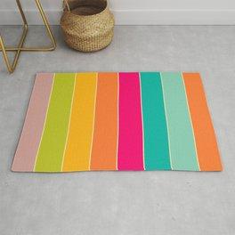 Colour Stripes Rug