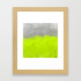 Abstract Painting #3 Framed Art Print