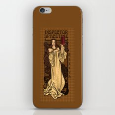 Theatre in Spacetime iPhone & iPod Skin