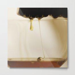 Honey Gold Metal Print