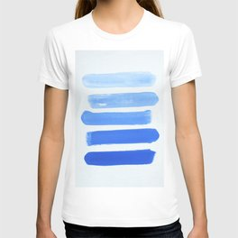 Shades of Blue T-shirt