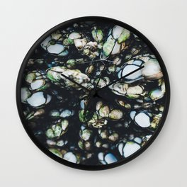 Tide Pool Wall Clock