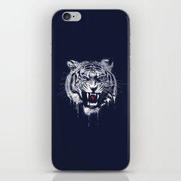 Melting Tiger iPhone Skin