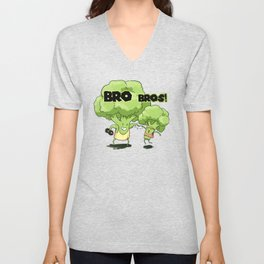 Bro Bros Unisex V-Neck