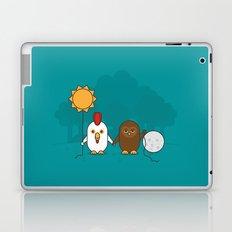 The Odd Couple Laptop & iPad Skin