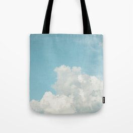 Summer Sky 3 Tote Bag