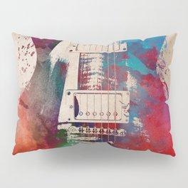 guitar art #guitar Pillow Sham