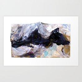 3/5 Art Print