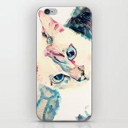 Monkey Paws iPhone Skin