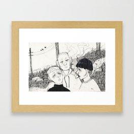 TAUKO Framed Art Print