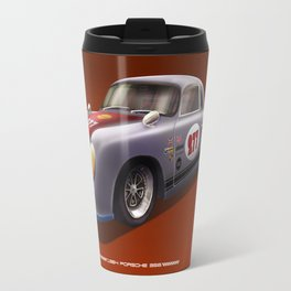 Porsche 356 Illustration Travel Mug